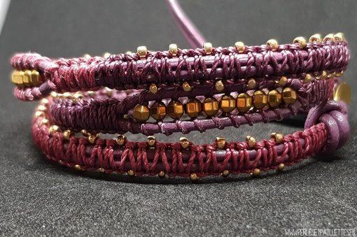 Bracelet Wrap Garden