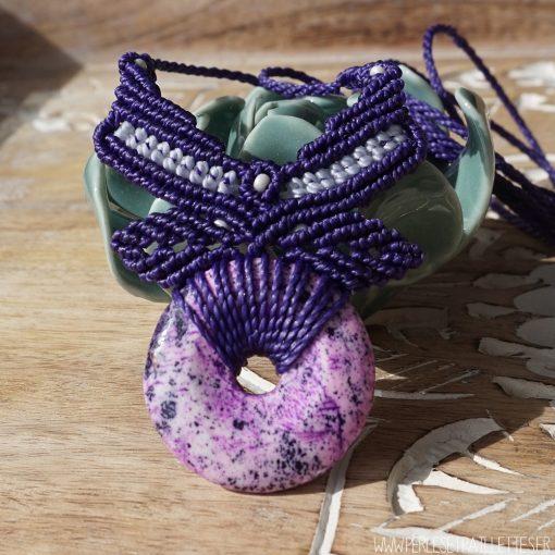 donut violet