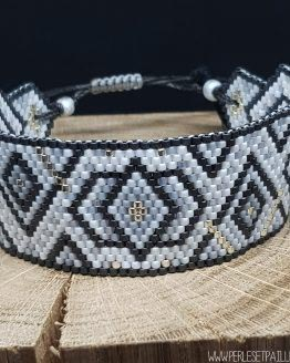 Bracelet Nevada Gris
