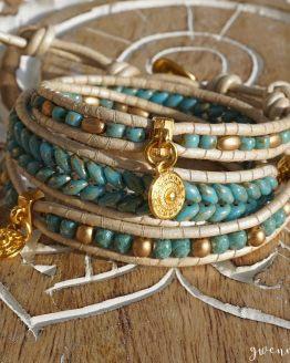 bracelet wrap lyra