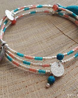 bracelet de l'été boucles d'oreilles de l'été