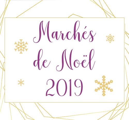 Marchés de Noël 2019